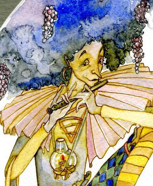 Illustrazione di Maria Distefano (particolare)